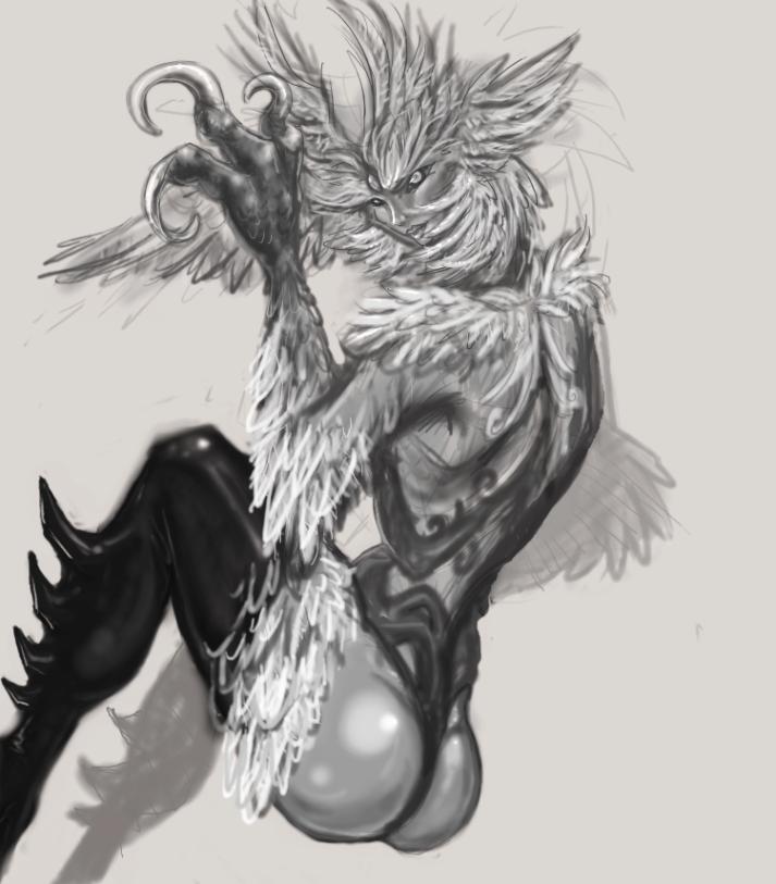 xiv fantasy final Monster musume no iru nichijou miia
