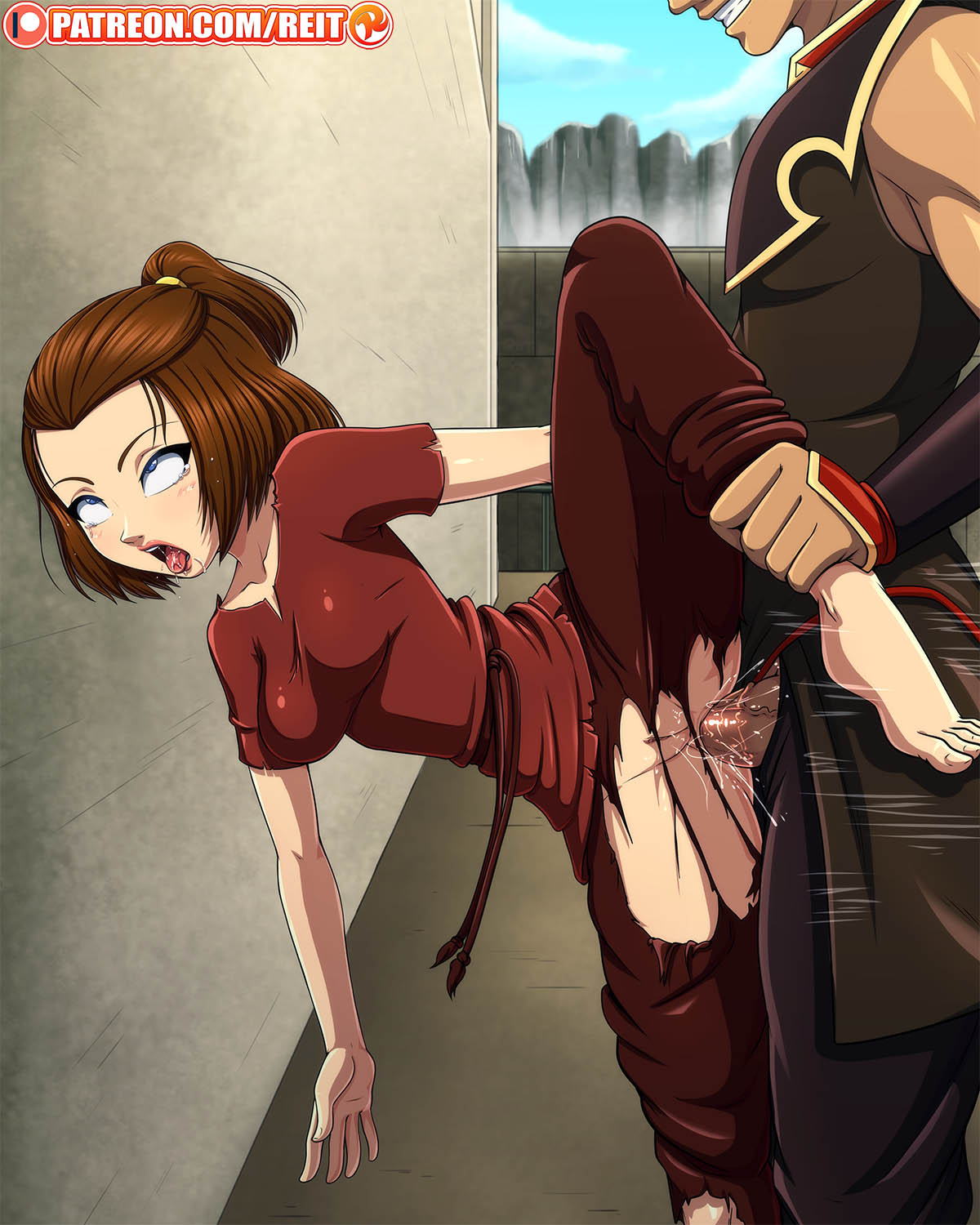 avatar: suki last airbender the So i can t play h uncensored