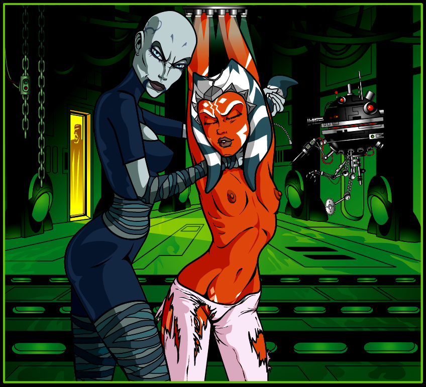 wars ahsoka tano star porn Coming out on top scenes