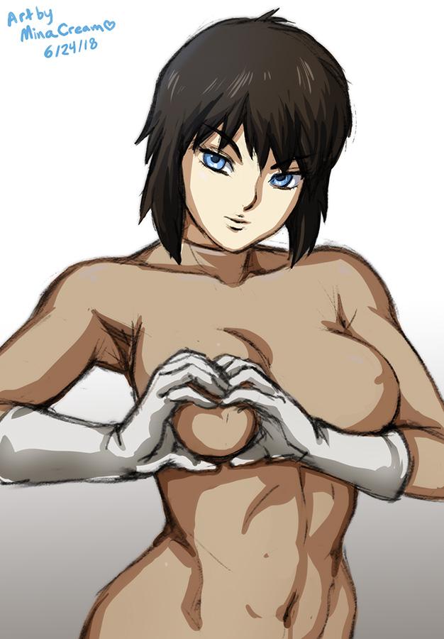 heart-shaped challenge boob Dead or alive 3d model