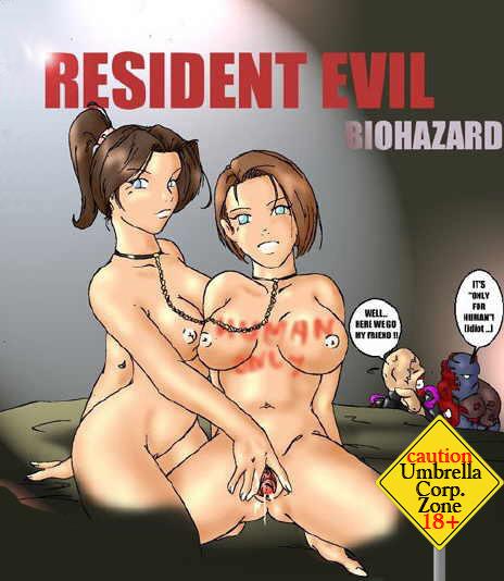 chief resident remake evil 2 irons Re:zero rem hentai