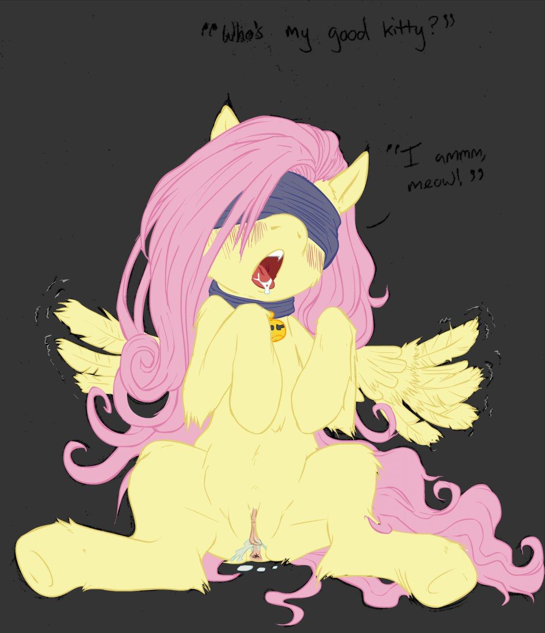 fluttershy xxx pony little my How to use sexlab in skyrim
