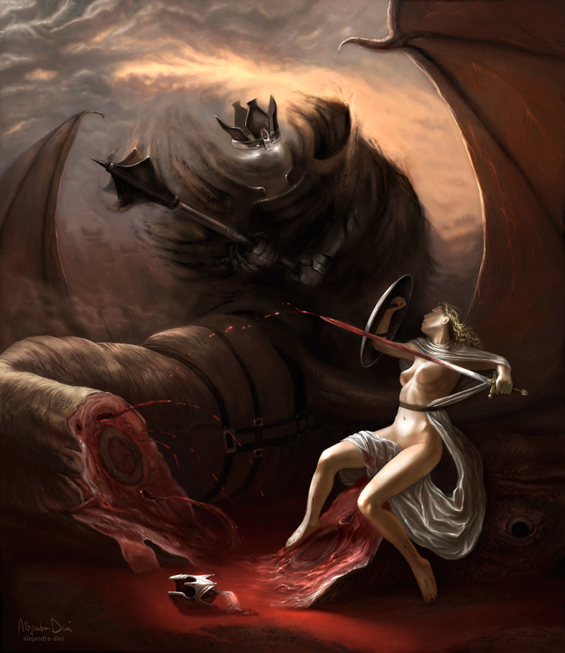 nude the lord of rings Elma miss kobayashi's dragon maid