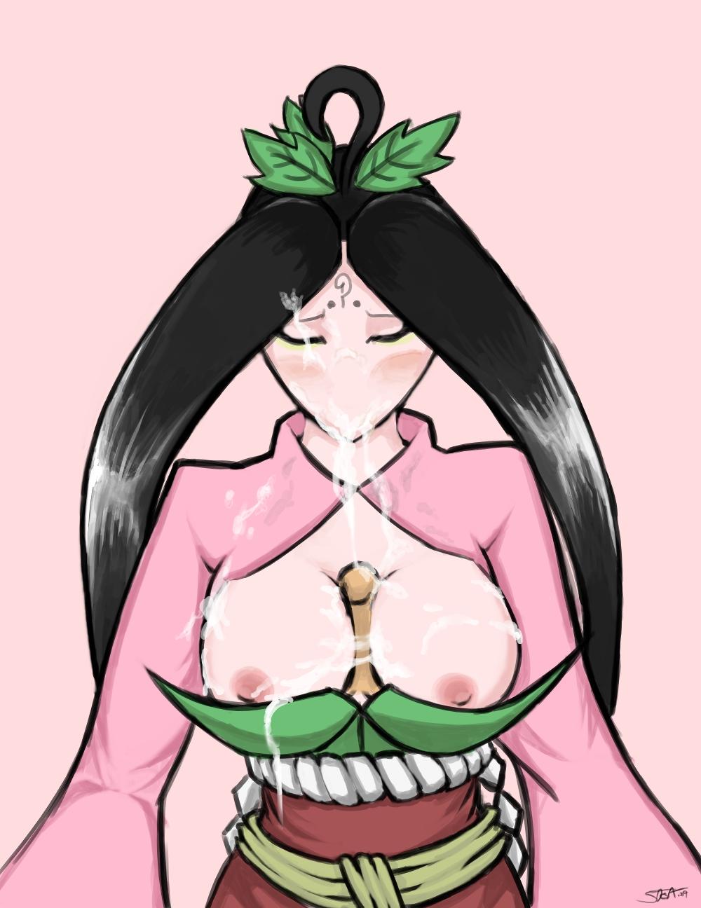 her companions okami-san seven & Boku no hero academia deku x kacchan