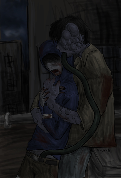 dead left 2 witches for The last of us joel x ellie