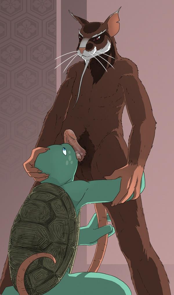 teenage mutant vore turtles ninja Mitsuru darling in the franxx