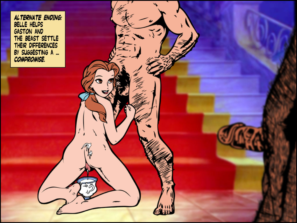 beauty beast and the World of warcraft female draenei