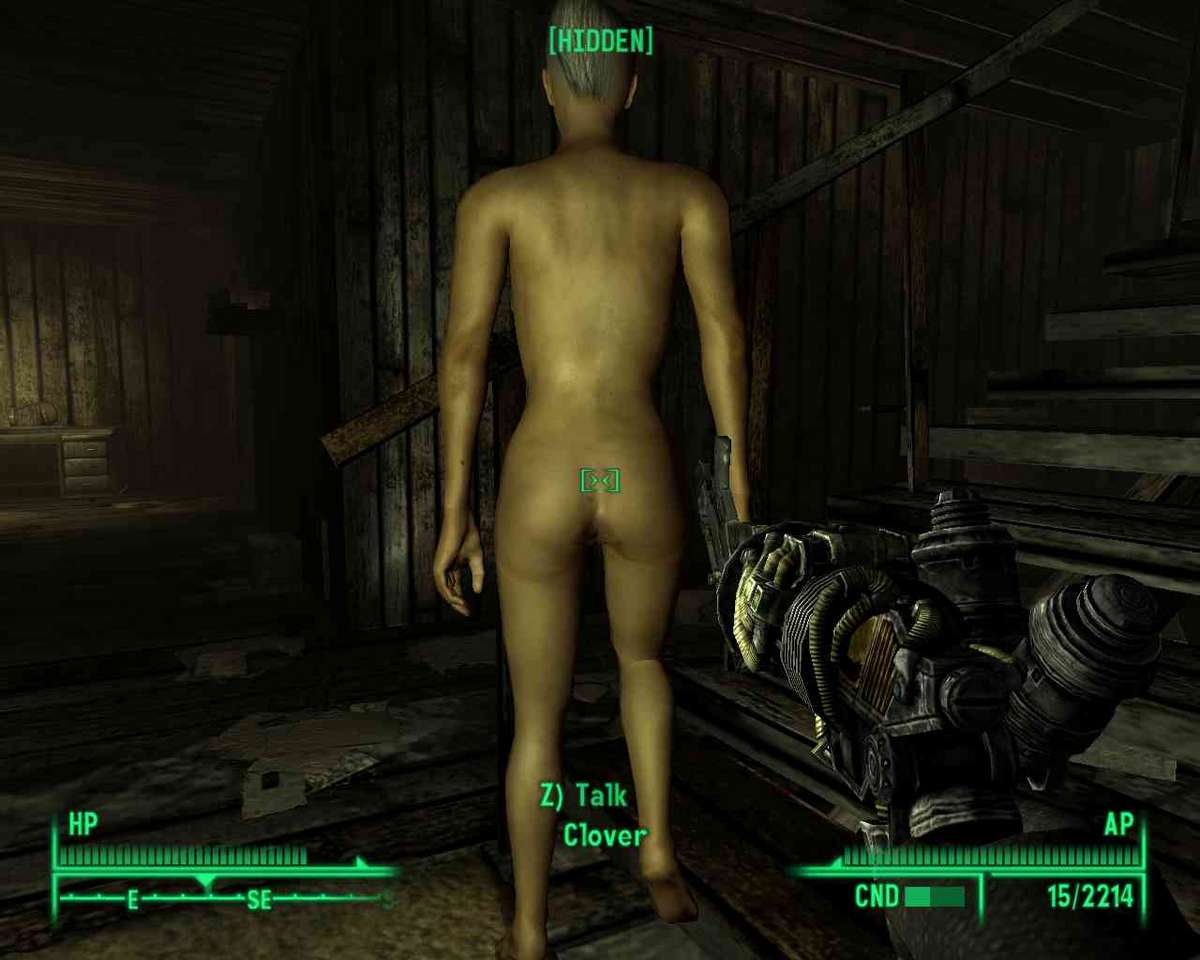 fallout fev failed subject 3 Heather from total drama naked