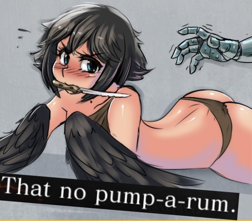 pee pump a pickle rum ds3 H mo manga mo step up