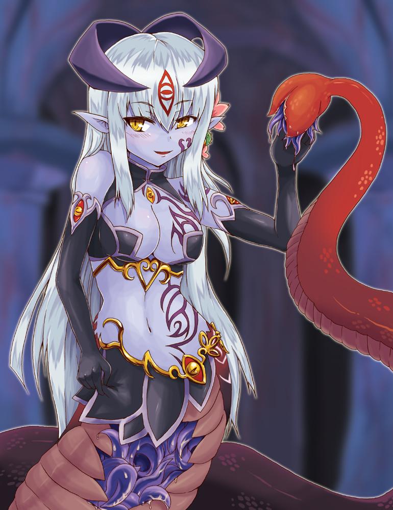 3d monster raped girl by Tenchi muyo! tenchi universe