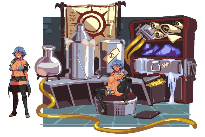 h-bomb breeding season Shantae and the pirate's curse princess outfit