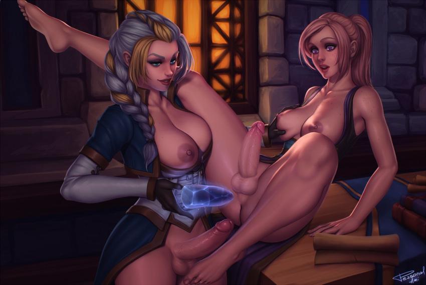 warcraft of female goblin world Last of us ellie