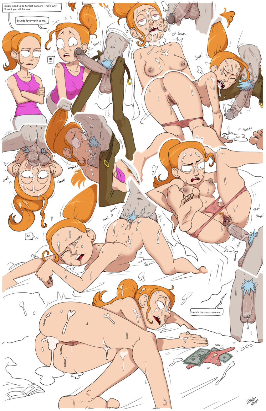 and morty summer smith rick nude Final fantasy x-2 nude mod