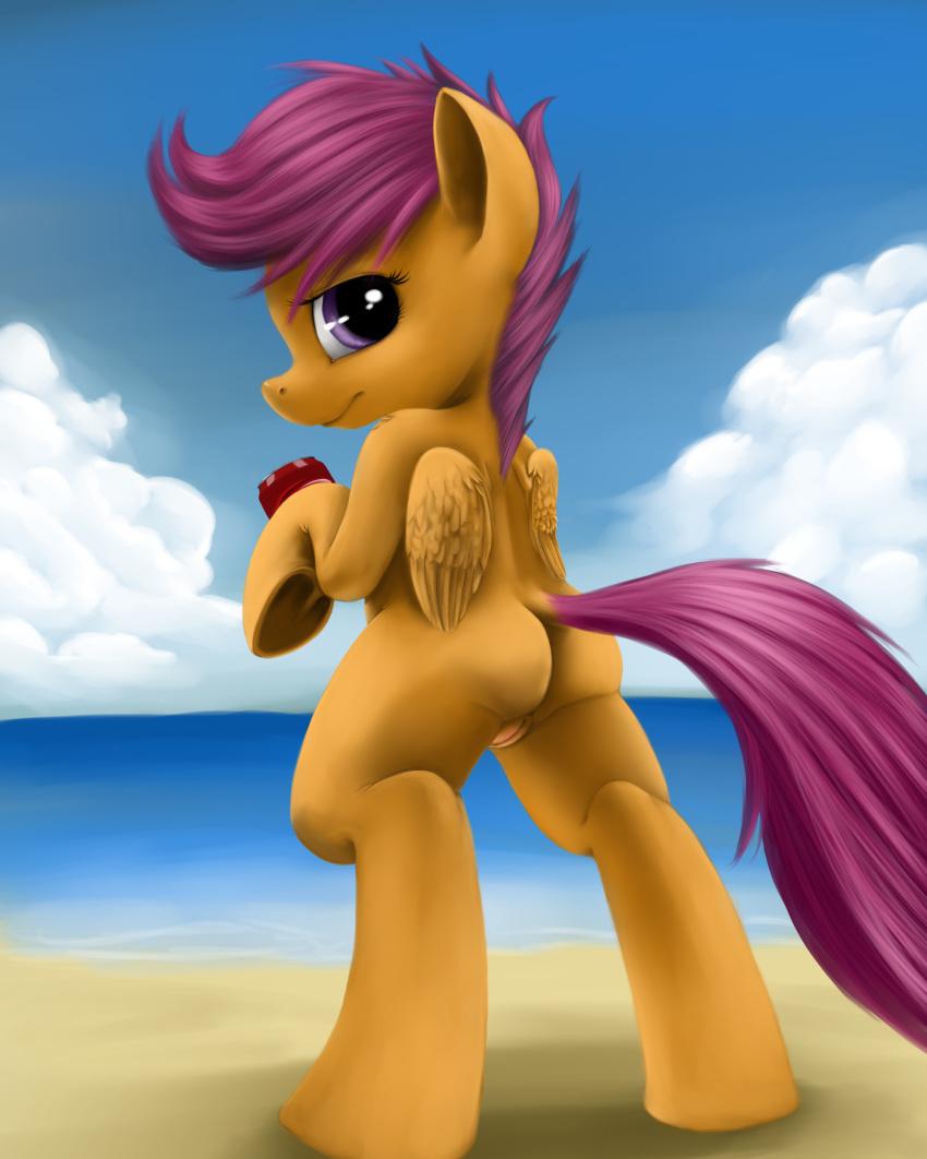 pony pegasus my oc little Chel from 'the road to eldorado'