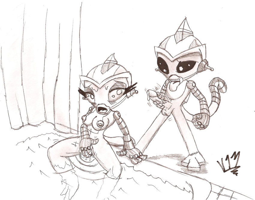 monkey super hyperforce team go robot mandarin Boris_(noborhys)