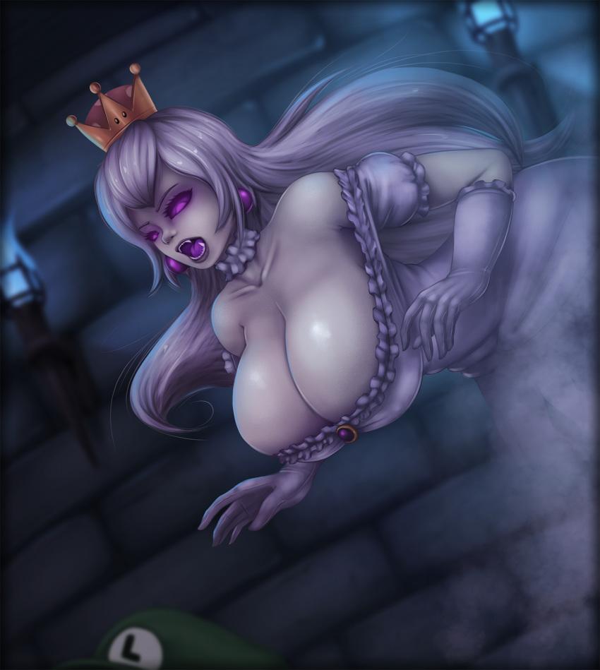 dark slammer moon luigi's mansion Dragon quest builders slime pool