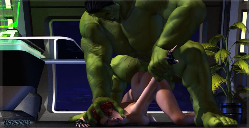 gif hulk widow pounding black Ore-tachi ni tsubasa wa nai