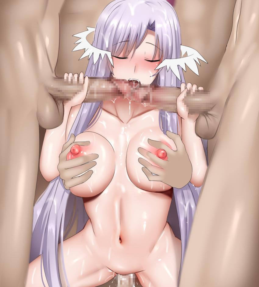 e hentai online sword art Sekirei minato and miya fanfiction