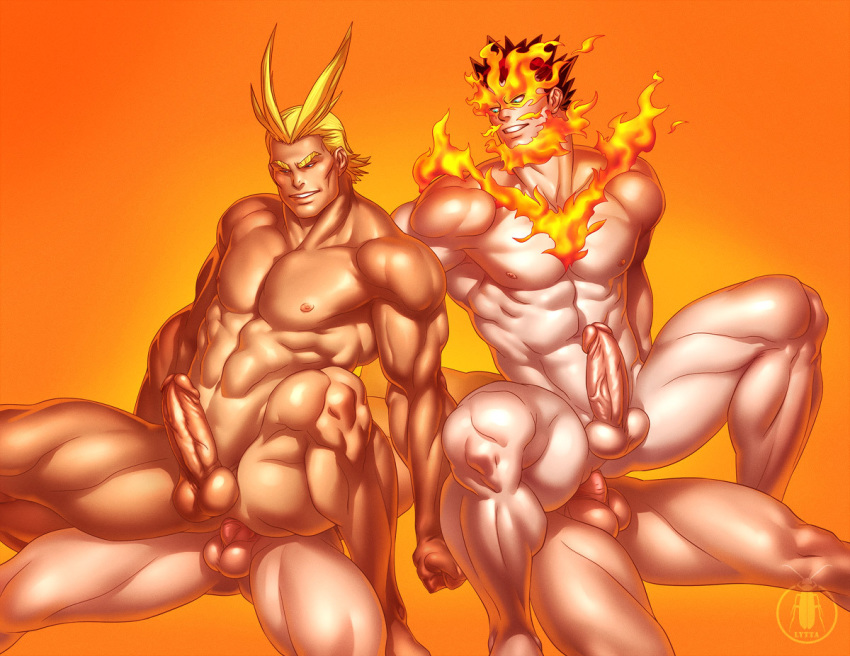 academia my hero naked sex Yakata ~kannou kitan~