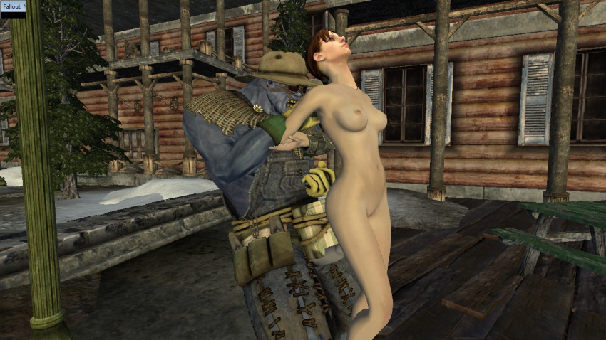 nude vegas fallout new cass Rakudai kishi no cavalry ayase ayatsuji
