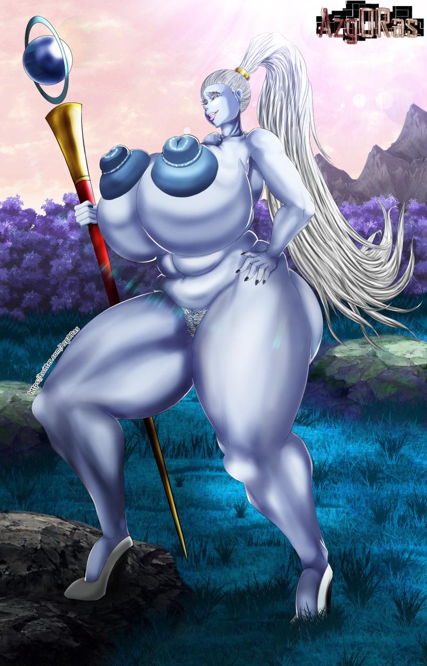 broly dragon super ball female Doki doki literature club yuri fanart