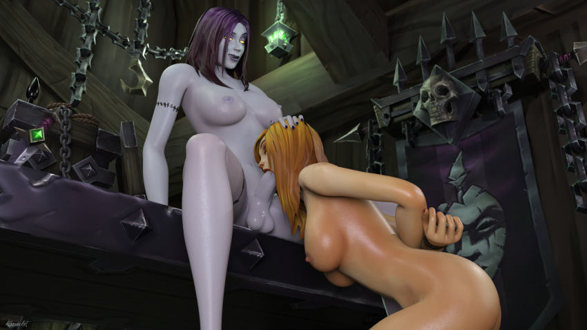 goblin of female warcraft world Fist of the north star lyra