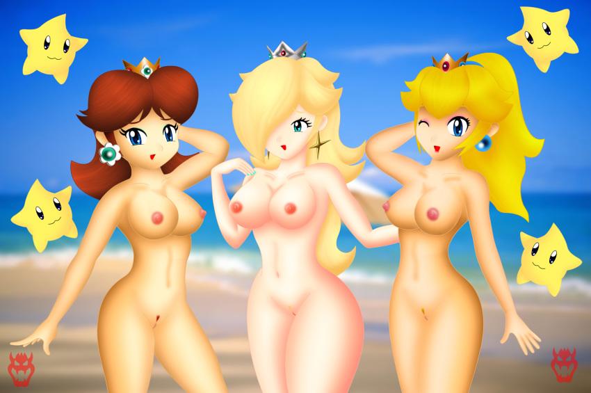 peach rosalina daisy princess and Barbara jo leisure suit larry