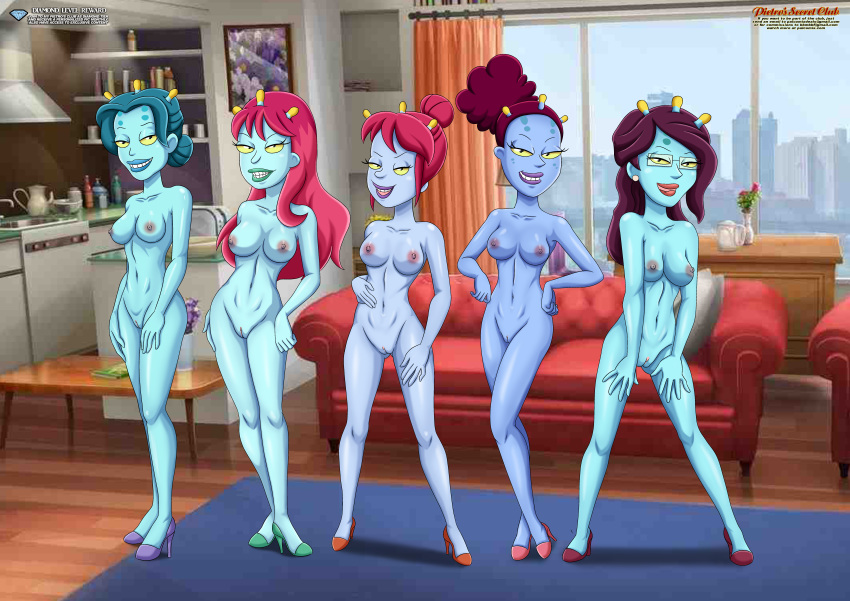 rick annie nude morty and C(o)m3d2 4chan