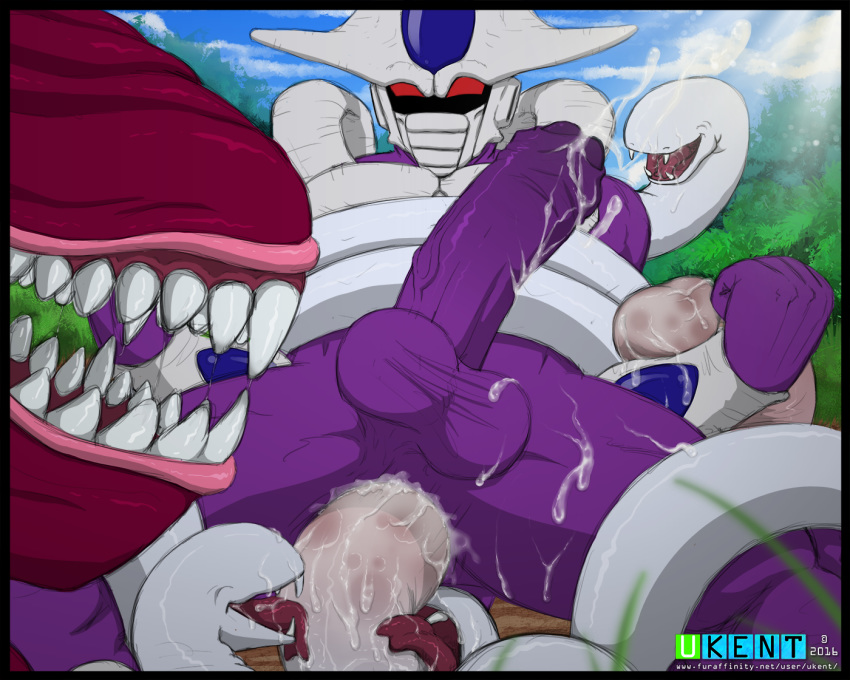 is z dragon ball videl crushed American dad hayley and jeff