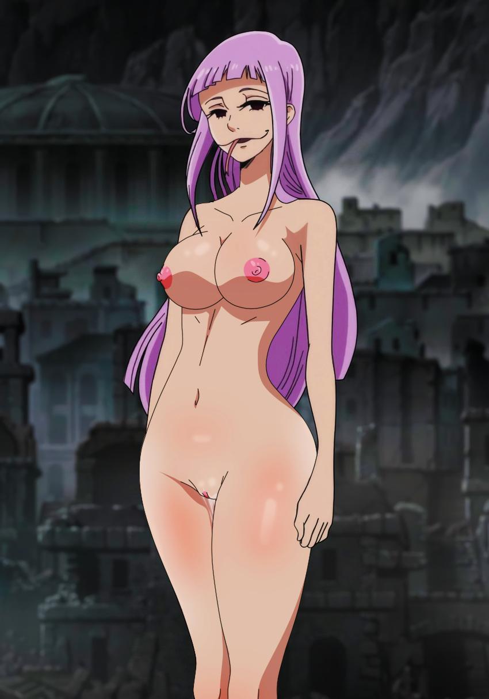 sins nude deadly seven elizabeth the Star forces of evil naked