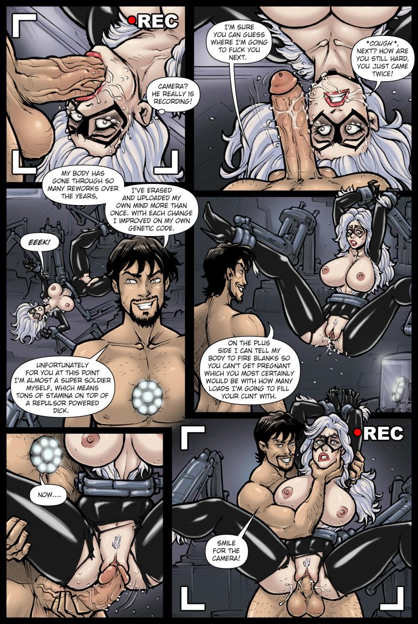 black spider-man porn cat Sudden attack 2 miya sfm