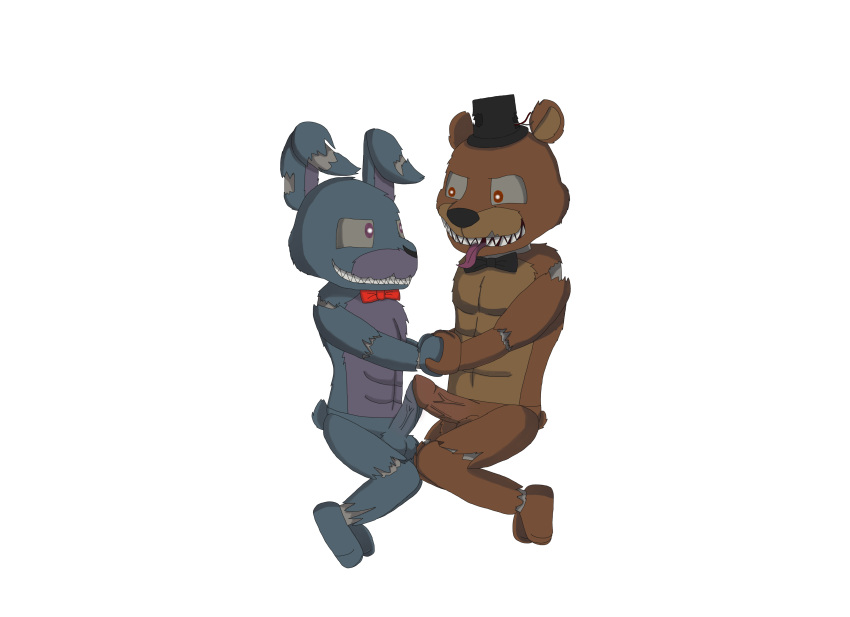 at freddy's five minecraft nights vs Just shapes and beats