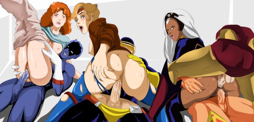 all furry men kings the Tsukiakari_no_raspberry