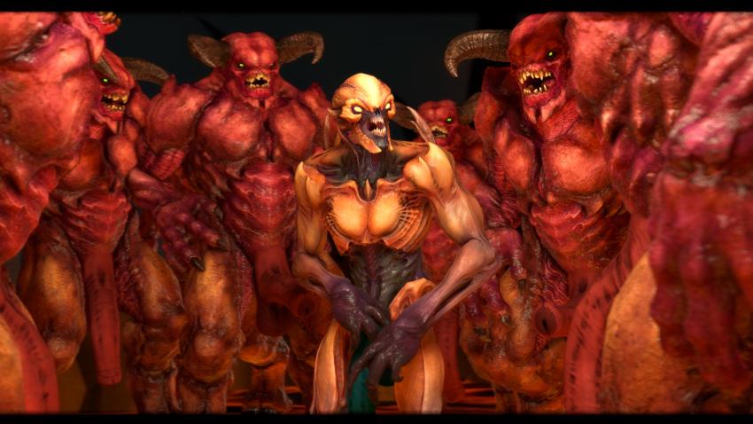 hell vs hell of baron knight Mashou_no_nie_3