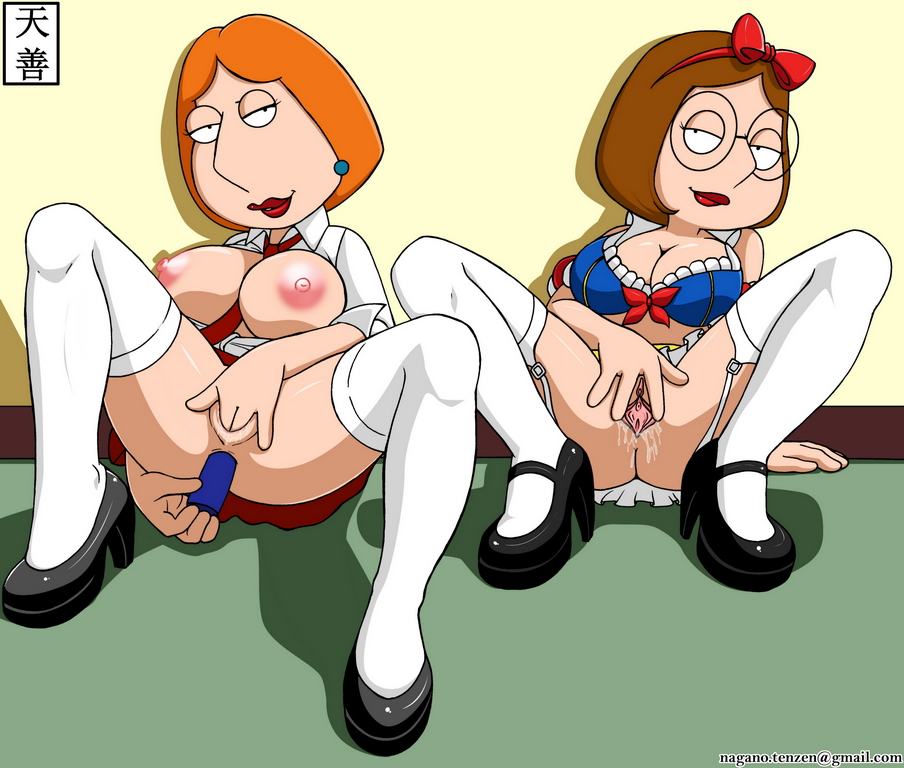 and nude meg griffin lois In_no_houteishiki