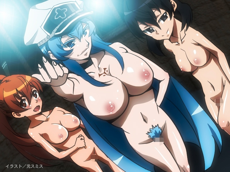 ga kill akame nude esdeath Lord of the ring porn