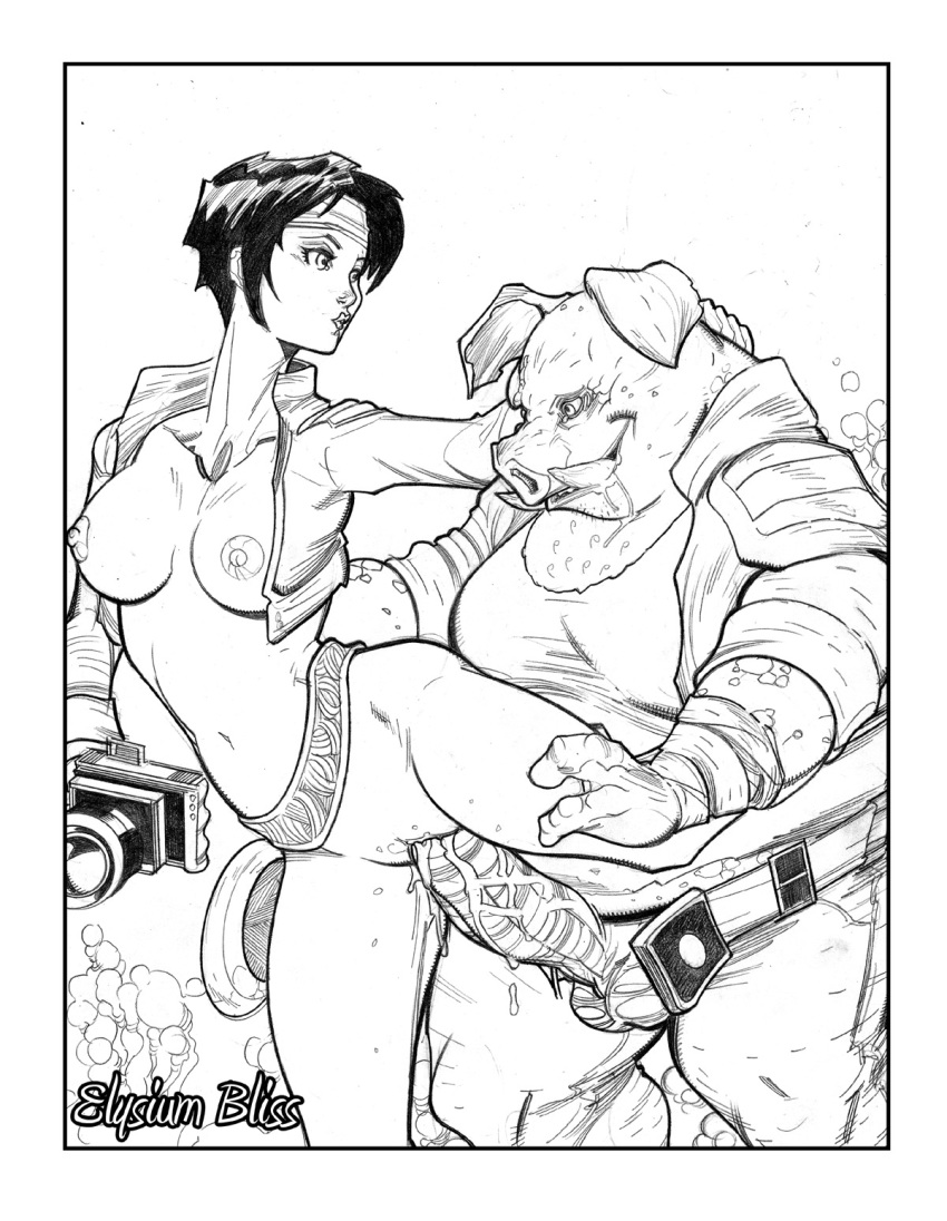 alex hotline ash 2 and miami World of warcraft draenei female